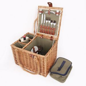 rattan picnic basket supplier christmas gift baskets empty
