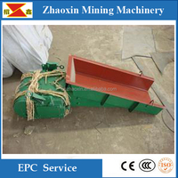 China gold mining machine manufacturer vibrating feeder