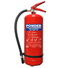 Portable 6kg ABC Dry Powder Fire Extinguisher CE Standard