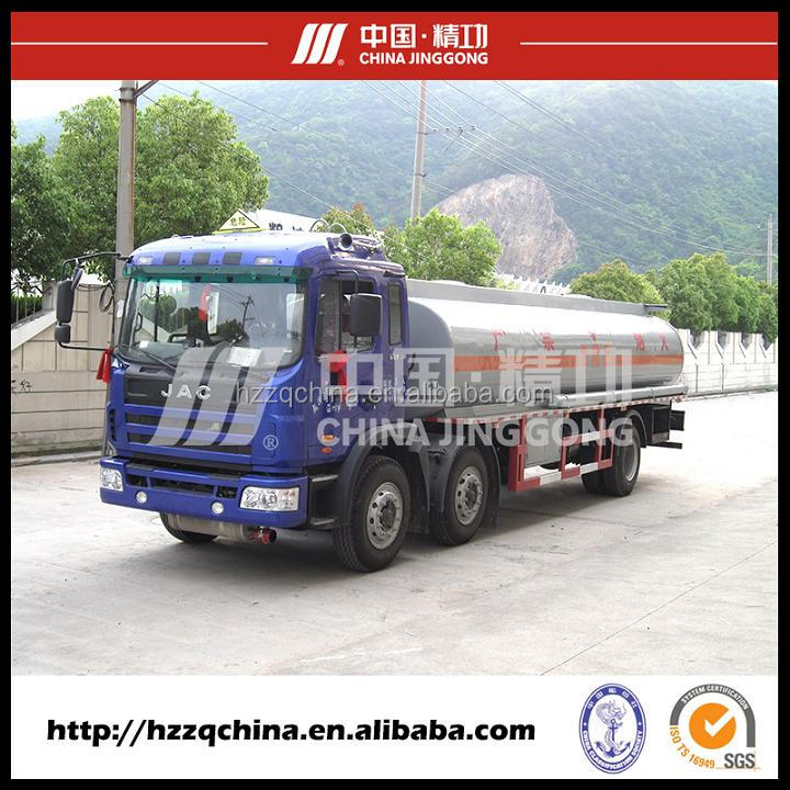 6x2 Carbon Steel Fuel Tank Truck for sale
