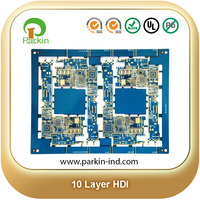 Multilayer PCB Board Flexible PCB With Doulble Side Board