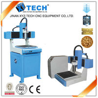 factory supply single spindle 3d photo carving cnc router