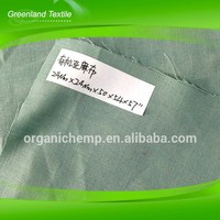 Supply Eco-friendly First Rate Fashion Organic Linen Fabric Wholesale