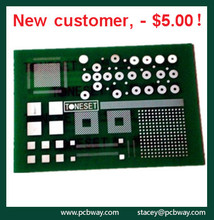 Low volume led pcb prototype assembly