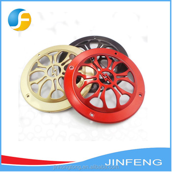 Plastic Speaker Parts Supplier,Beautiful and Colorful Speaker Cover Exporter