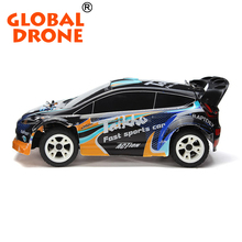 Wltoys A242 1/24 2.4G 4WD Electric Brushed 4WD Rally Car RC Car Mini Off-road Truck for sale