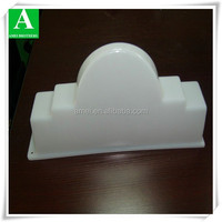 Custom vacuum forming car roof advertising light box