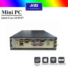 Android mini pc Win 10 mini pc 3.0GHz 2GB Ram Industrial Embedded desktop mini pc with pci slot