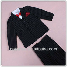 Fashion boys three piece suit factory direct sell
