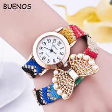 Fashion Delicate Small Dial Bow Fabric Strap Bracelet Details Watches for Women