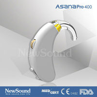 Quality Full Digital Programmable BTE Hearing Aid case