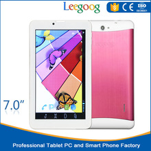 "Promoting Price Sample 7"" tablet android 4.2 tablet dual core android tablet with 3G dual sim card"
