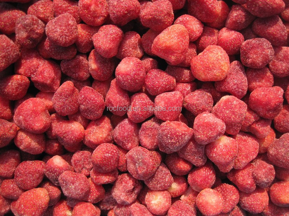 2016 new crop iqf frozen bulk Strawberry