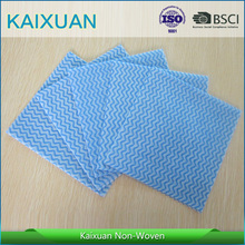 [FACTORY] Huge value cleaning cloth roll nwoven daily wipes/perforated roll wipe