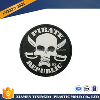 Wholesale pvc custom rubber patches for tactical