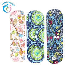 Cloth Reusable Menstrual Pads Cute Period Pads Reusable Sanitary Napkins Use At Night