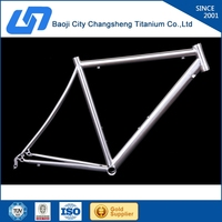 brand new carbon fiber suspension bicycle frame with high quality