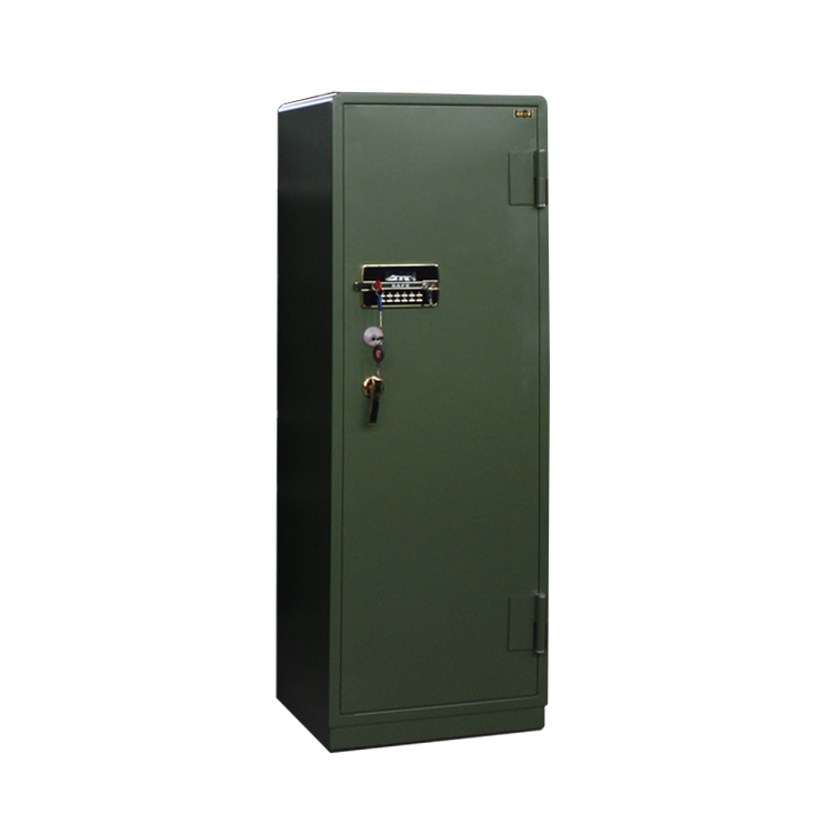 Safe lock mechanism key secure gun safe locker with timer for Safe and secure products