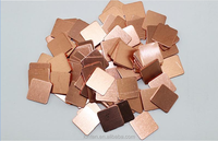 Pcs Heatsink Copper Shim Thermal