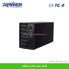 Real-in-time backup UPS 400-1500W 110/220V,50/60Hz, PC,laptop,notebook,other electrical device use
