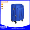 New design beautiful luggage sets for traveling , popular sales luggage bag