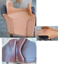 Spanish treeless saddles, pakistan treeless saddles
