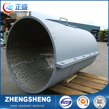 high temperature hrc58-65 wear-resisting weld steel pipe cladding chrome pipe
