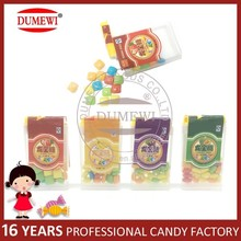 Longbao Pillow Shape Sugar Chewing Gum