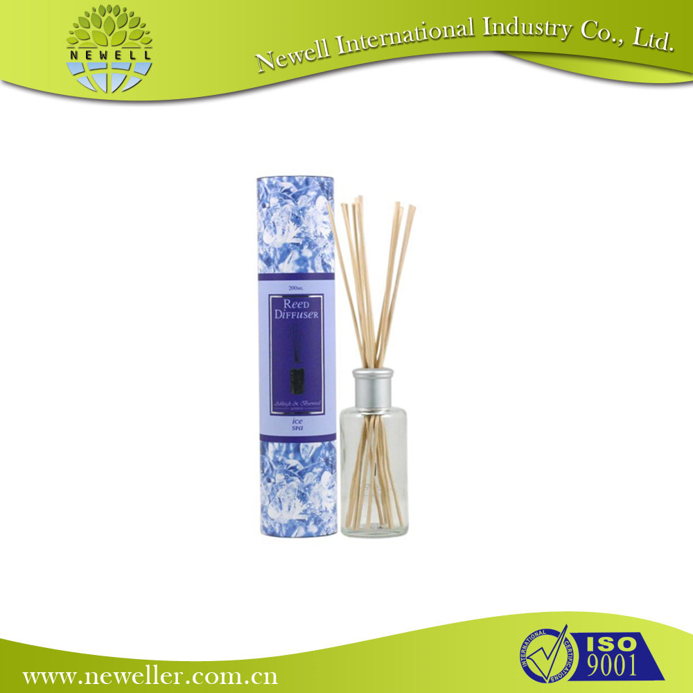 Top quality house using reed diffuser golden supplier