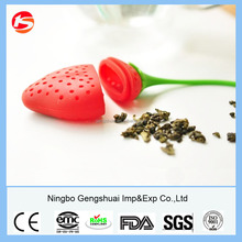 Strawberry Teapot Tea Infuser tea Strainer coffee & Sets silicone