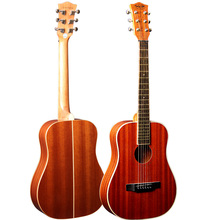 High quality wholesale musical instrument acoustic guitar