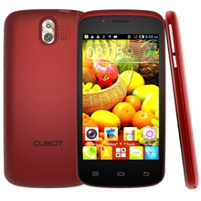 High quality Low Cost Chinese Android Phone Cubot GT95 4GB, 4.0 inch 3G Android 4.2 Smart Phone, MTK6572 Dual Core 1.3GHz