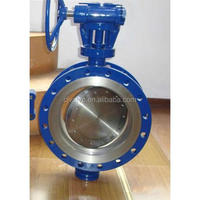 Manual Butterfly Structure and API Standard flanged butterfly valve