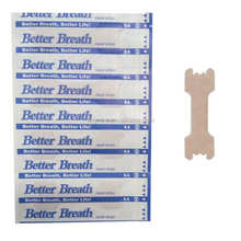 Breath Right Customized Anti Snoring Nose Strips
