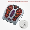 2016 Promote Blood Circulation New Electric Infrared foot massage machine