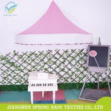 Indoor children's hanging half moon play tent bed canopy for Kids
