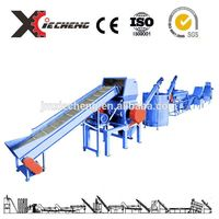 pe foam sheet recycle machine