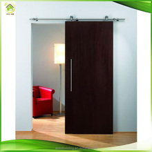 China Supplier Sliding Latest Wardrobe Wooden Sliding Barn Door Design