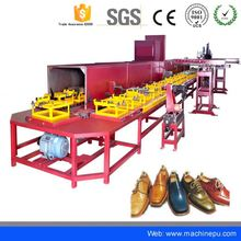Automatic pu foam sports insole footwear machinery suppliers making equipment