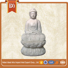 White Factory price life size buddha statue