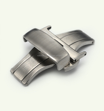 OEM brush stainless steel watch buckle clasp 316L watch buckle stainless steel buckle deployment