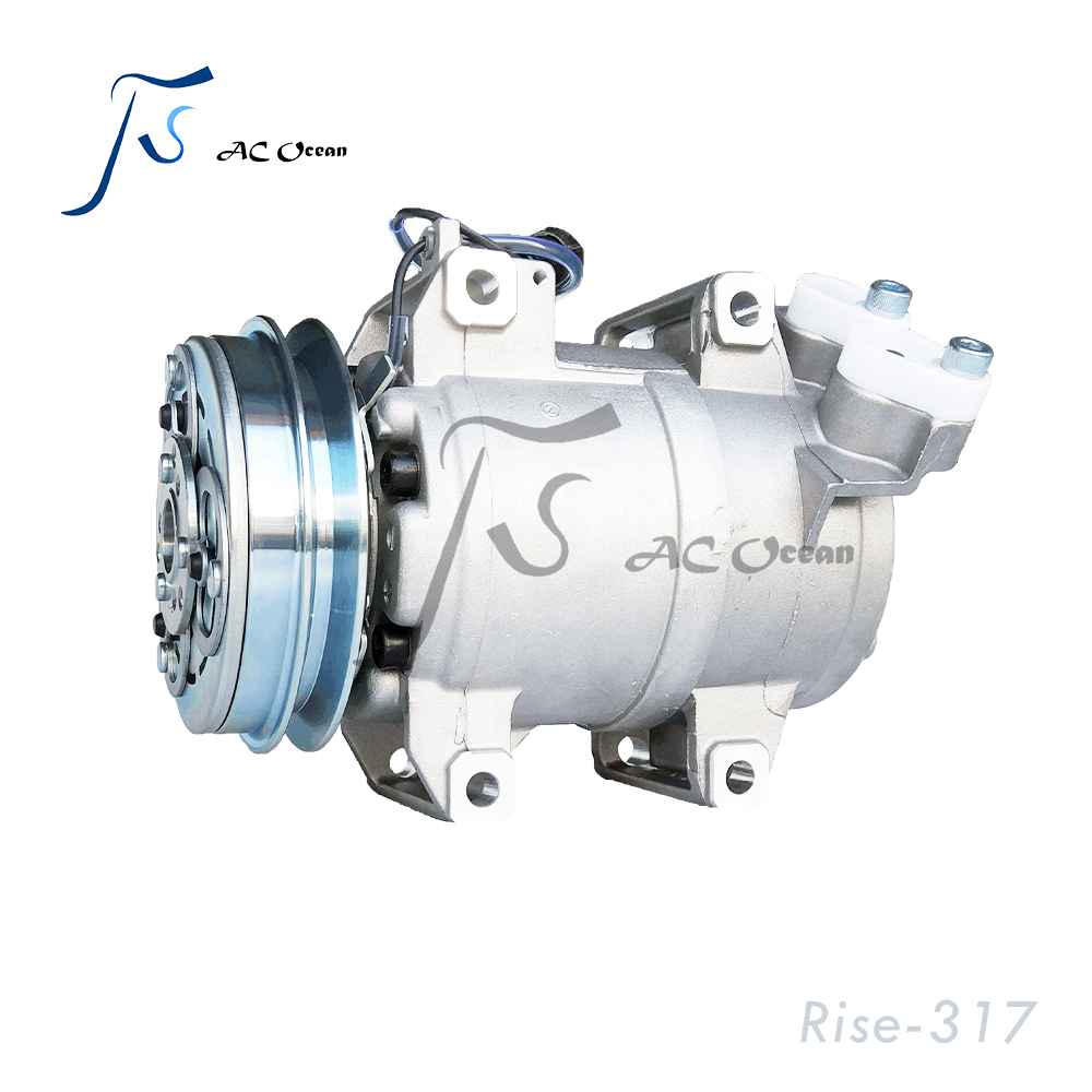 DKS15D 506211-9190 AC Compressor For <strong>Car</strong> Aircon Parts