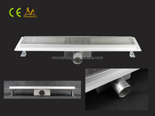 Wholesale products long stainless steel bathroom accessory drainage tablets