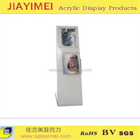Cheap acrylic outdoor free stand for 4s store in advertisement board