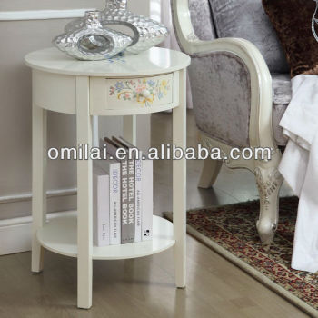 living room compact decorative table