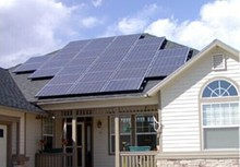 3KW 5KW solar system for home pv solar power station 500kw hybrid solar wind power