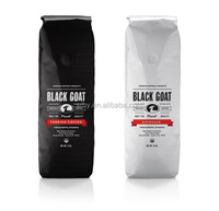 custom printing aluminum foil coffee bag/coffee packaging bags