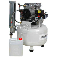 low noise 0.8HP 32L silent portable oil free air compressor with fast delivery