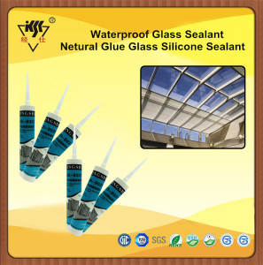 Waterproof Glass Sealant Netural Glue Glass Silicone Sealant