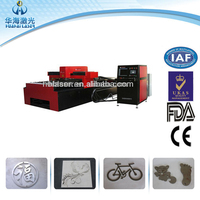 High precision Cheap 500W YAG laser cut wood die making machine